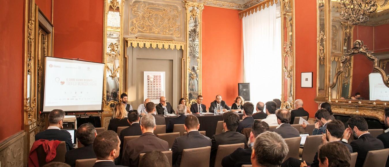 Conferenza stampa il 27 Aprile alle 11
