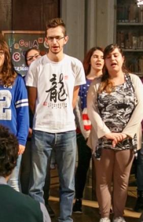 11 Giugno allo Stadio Dall'Ara oltre 70 giovanissimi coristi